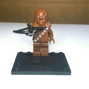 """Other - Custom 1.75"""" StarWars Chewbacca Wookie Mini Figure"""